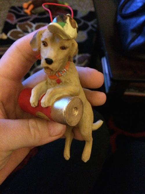 Maverick ornament!