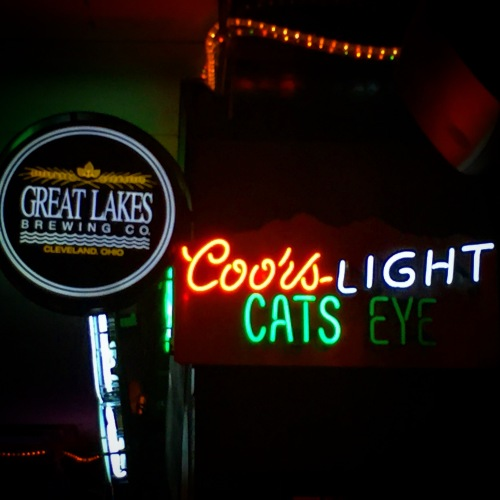 Cats Eye. Yes.