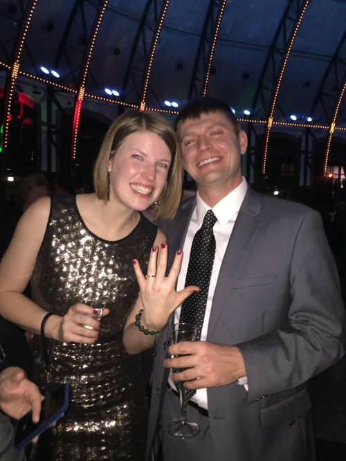 A midnight proposal!!!!!