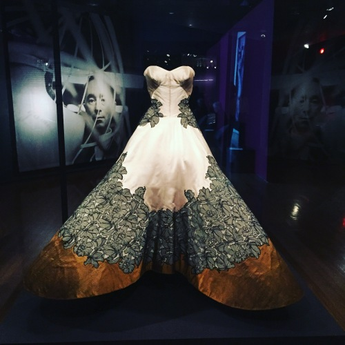 Seeing the High Fashion exhibit at the Cincinnati Art Museum. I highly recommend.